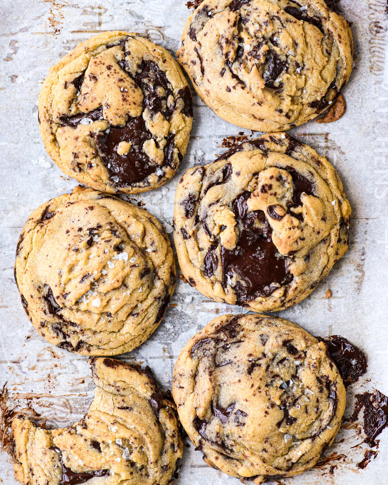 One Yolk Chocolate Chip Cookies Buttermilk By Sam